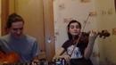 Spider-Man Theme Jazz Manouche style (Violin and Guitar)