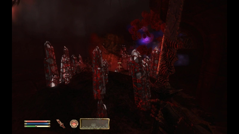 TES4: Oblivion - Lilith Ruins [New Creatures Spawn Method]
