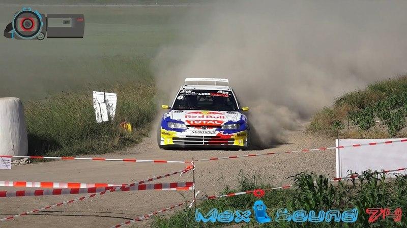 Rallye du Chablais 2018 Sébastien LOEB 306 Maxi