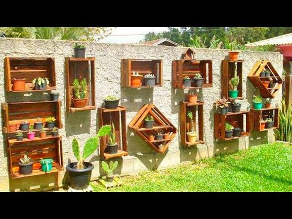 100 Creative Ideas For Home Decoration 2017 - From Recycle Tyres Pallet Wood Part.10