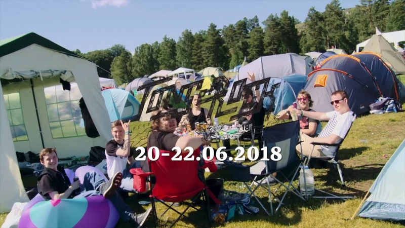 TONS OF ROCK FESTIVAL NORWAY 20 22 08 2018