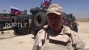 Сирия Война в Сирии Российская военная полиция обеспечила миссии ООН доступ к Голанским высотам