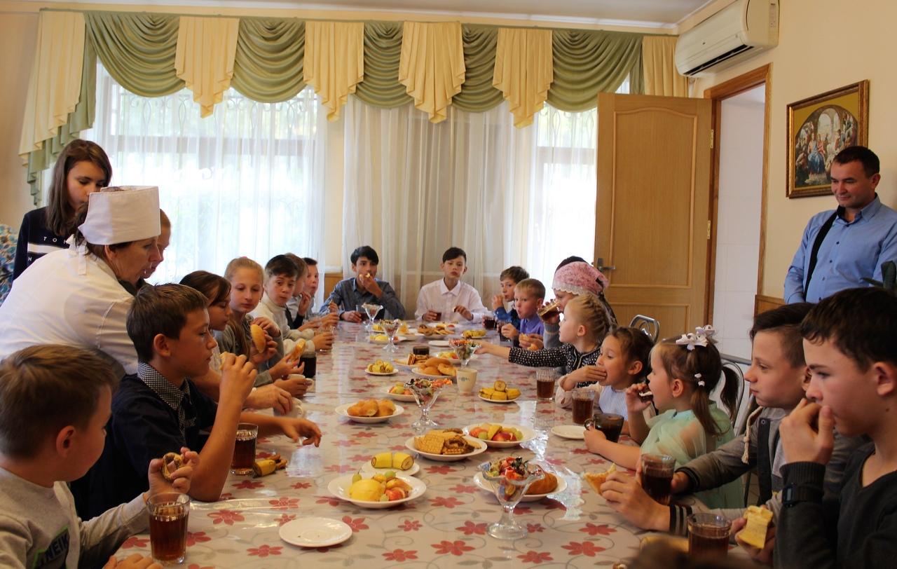 учебный год в Биробиджанской епрхии