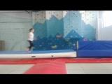 Детская акробатика студия AirFit
