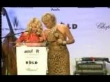 Аукцион amfAR. Каннский кинофестиваль, 2008. Шэрон Стоун и Мадонна.