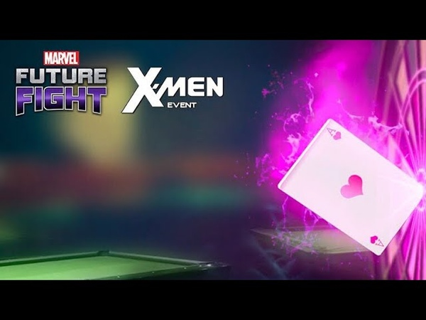 Update 4.5 X-Men Event Live Stream Marvel Future Fight