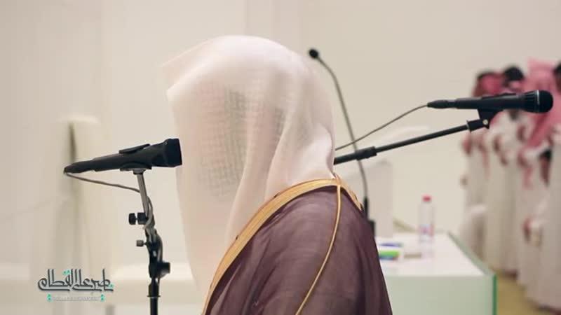 تحبير رائع من سورة النمل للشيخ ناصر القطامي | ٢٠-٨-١٤٤٠