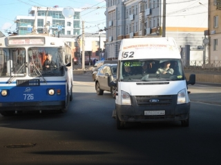 С 1 декабря в Чебоксарах стартует транспортная реформа