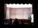 Выступление Терсинского СДК в зональном туре районного смотра-конкурса Мой город-мой праздник , посвященного 80-летию г.Агрыз.