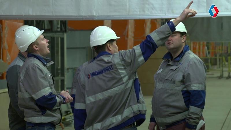 На станции «Боровское шоссе» тестируют эскалаторы