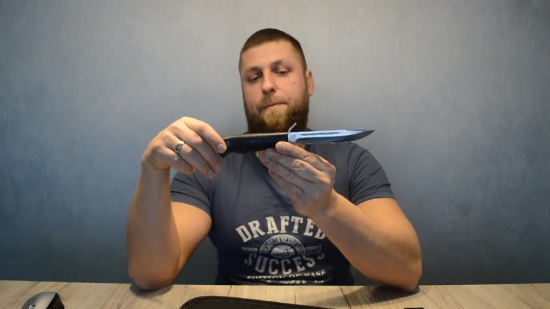 Нож разведчика НР 40 Штрафбат Златоуст AR