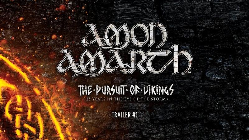 Amon Amarth - The Pursuit Of Vikings (Documentary Trailer 1)