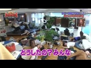 Extreme japanese hairdresser salon prank