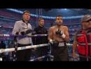Бокс Джошуа vs Поветкин Андеркарт 1 й бой Шахрам Гиясов vs Хулио Лагуна 22 09 2018