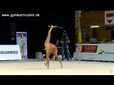 Ekaterina Selezneva - clubs (final) Gran-Prix - Brno, Czech Republic - 13-14.10.18