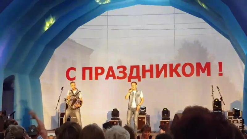 Шоу дуэт ОБА DVA Александр Тюхов и Антон Федотов Ах черемуха белая Шоу дуэт ОБА ДВА