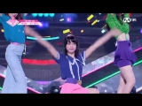 PRODUCE 48 1:1 eye contact | Ода Эрина (AKB48) - AKB48 High Tension Team 2 group battle
