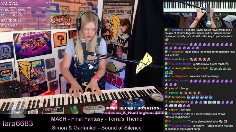 Terra's Theme/Sound of Silence