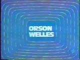 The Orson Welles Show Unaired Pilot 1979