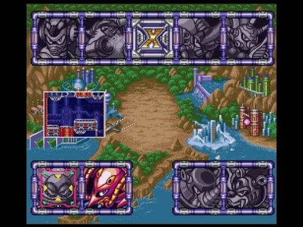Мега Мен Х3 - Часть 8 - Вольт Сом - (Прохождение на SNES)