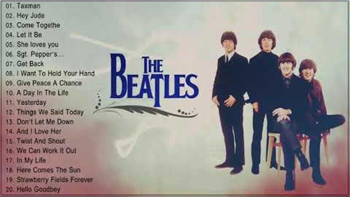 The Beatles Greatest Hits Full Album 2018 - Best Of The Beatles 2018