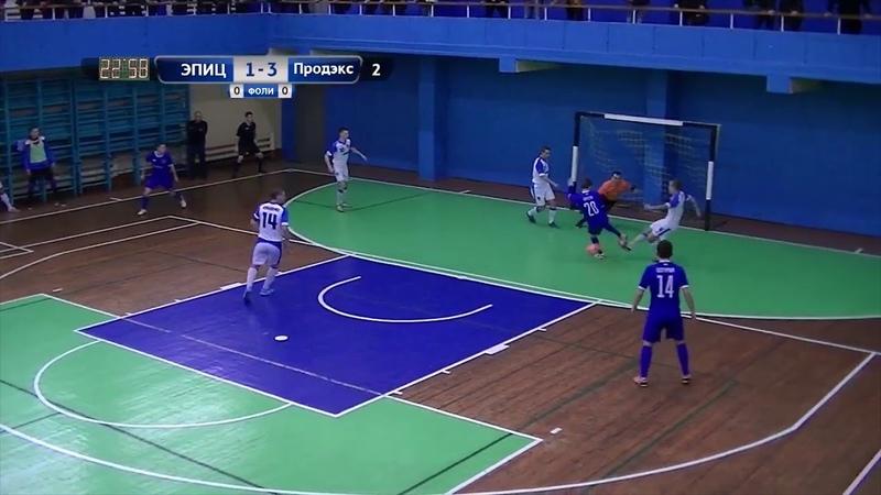 Highlights | Епіцентр К-Авангард 2-7 Продексім | 10 тур Екстра-Ліга 2018/2019