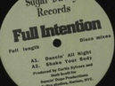 Full Intention - Dancin' All Night