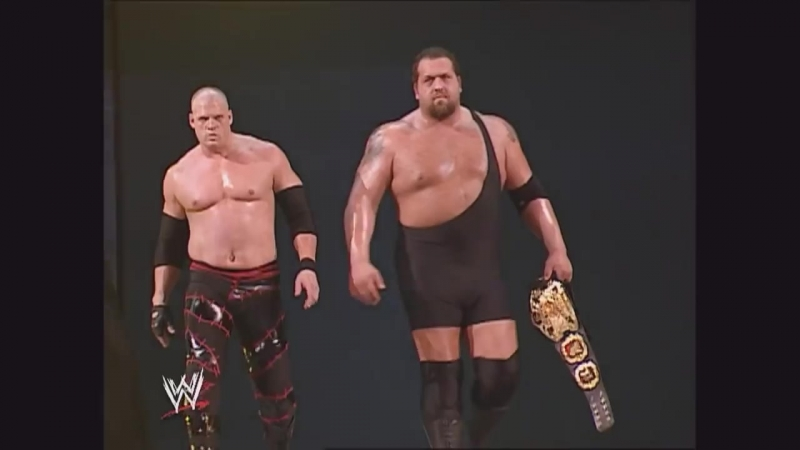Kane Big Show Fight With Carlito Chris Masters Raw 2006
