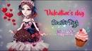 VALENTINE S DAY ALYSSA CHERRY MONSTER HIGH REPAINT