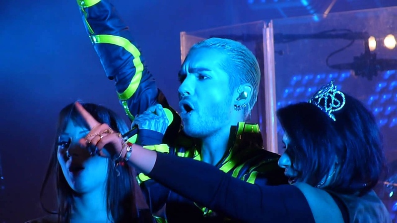 Tokio Hotel Kings Of Suburbia live in Köln (20.03.15)