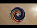 Ма́ндала Спираль гипнотически завораживает По часовой