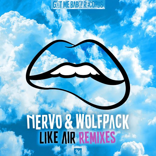 Wolfpack альбом Like Air (Remixes)