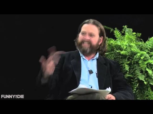 Zach galifianakis on same sex marriage