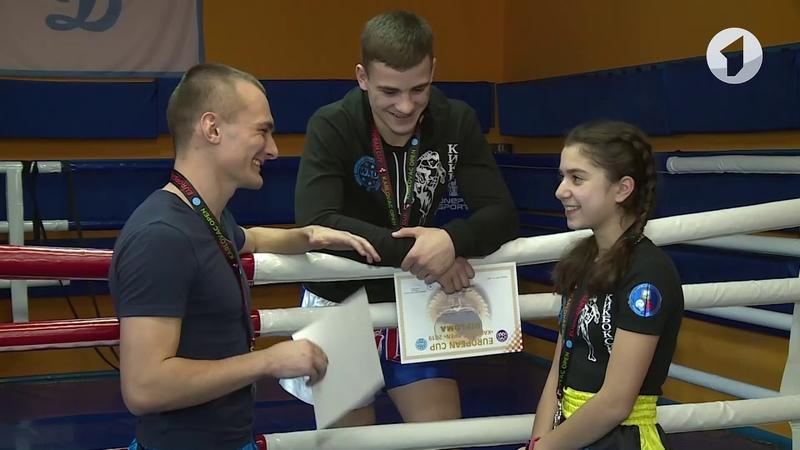 КЭБ о спорте Новый наставник Тигины и победа наших файтеров в Европе