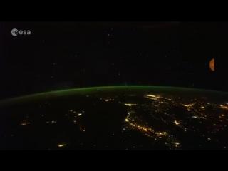 Звезды сквозь землю.