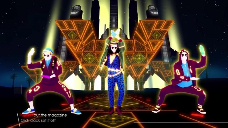 Let's Just Dance Boom Boom Iggy Azalea feat Zedd