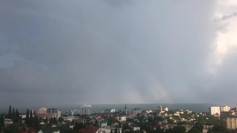 Погода в Алуште в июле