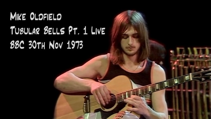 Mike Oldfield Tubular Bells Live at the BBC 1973 (high quality remastered)
