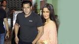 Katrina Kaif With Salman Khan At Arpita Khan's EID Party 2018