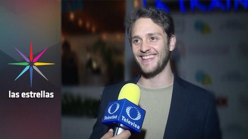 Christopher Uckermann estrena serie   Las Estrellas
