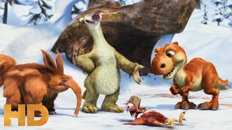 Buz Devri 3: Dinozorların Şafağı | Bunlar Çıldırmış | HD