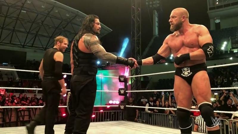 WWE Superstar Who Saved Roman Reigns REMAKE