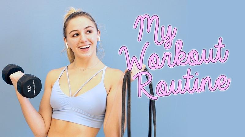 My Workout Routine | Chloe Lukasiak