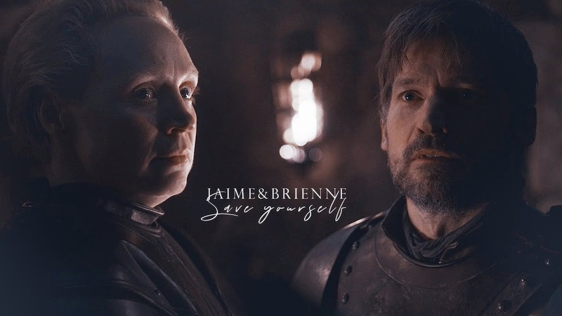 Jaime and Brienne II Heart like yours is rare to find [8x04] [Alternative Ending]