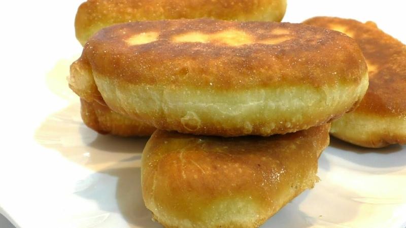 Необыкновенно Вкусные Пирожки с Печенью☆САМОЕ Быстрое Тесто на Кефире