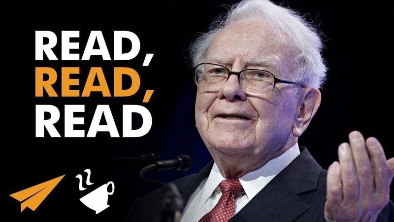 READ More! - Warren Buffett - Entspresso
