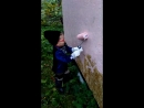 Самый юный строитель