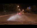 Погоня за мотоциклистом в Волжском