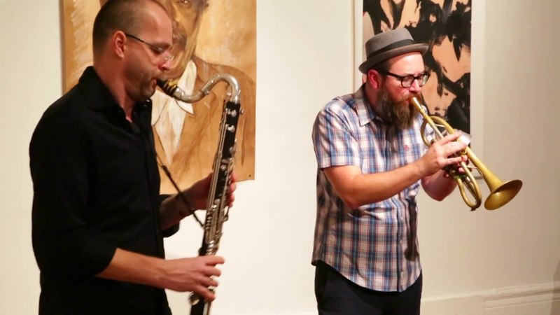 Kirk Knuffke, Christof Knoche, Stomu Takeishi - Arts for Art Justice is Compassion - Dec 8 2017