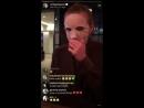 @ErikaLinder via Insta Live Stream Sep 4 Part1